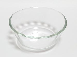 ガラスの器