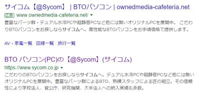 オンラインショッピングの偽サイト